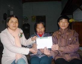 Xoa bớt nỗi đau với gia đình anh Chu Trọng Quý