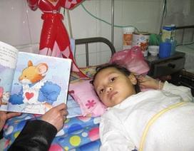 Bạn đọc Dân trí đã giúp đỡ bé Tiên gần 770 triệu đồng