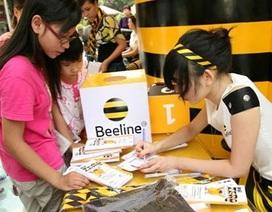 """Tập đoàn Nga """"bơm"""" thêm vốn vào Beeline"""