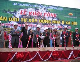 Hà Nội: Bán căn hộ giá 6 triệu đồng/m2