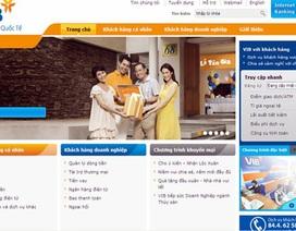VIB ra mắt website với phong cách mới, diện mạo mới