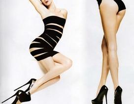 """Top 10 """"chân dài"""" kiếm tiền giỏi nhất năm 2011"""