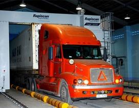 Cảng Hải Phòng áp dụng máy soi container