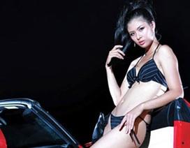 Nghèo như... siêu mẫu Việt