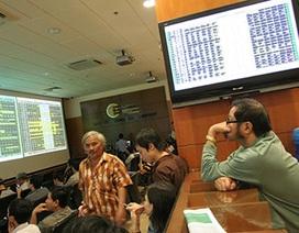 VN-Index vượt ngưỡng 480, thanh khoản thấp nhất trong 2 năm