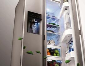 Đã khát mùa hè cùng tủ lạnh LG