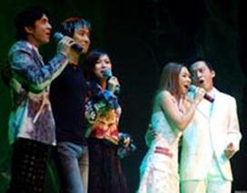 Ca khúc nổi bật trong mắt các nhạc sĩ - ca sĩ