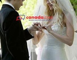 Avril Lavigne bí mật lên xe hoa