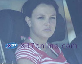 """Hình ảnh mới nhất của Britney sau gần 1 tháng """"mất tích"""""""