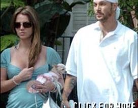 Britney sẽ sinh đôi?