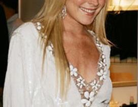 """Lindsay Lohan ngán thân hình """"cò hương"""""""