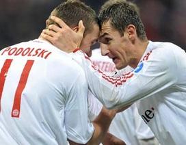 Thị uy được nữa không, Bayern?