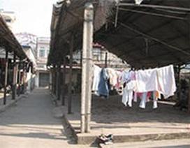 Xây chợ cho thuê… làm phòng trọ