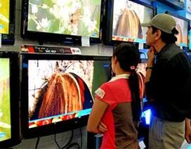 Tivi LCD sẽ giảm giá 15% vào cuối tháng 2