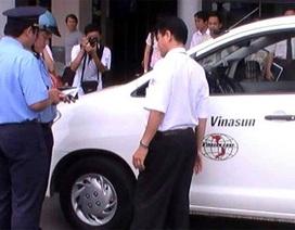 Xử lý 168 trường hợp taxi sai phạm tại Tân Sơn Nhất