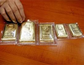 Vàng tăng 20.000 đồng/chỉ, USD hạ nhiệt