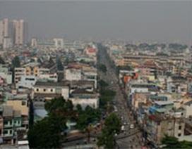 Giá đất TPHCM năm 2009 tăng cao nhất là 300%