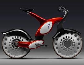 Xe đạp muôn màu