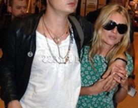 Kate Moss bị cấm dự tiệc