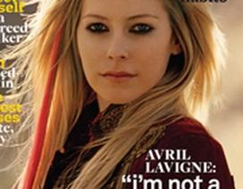 """Avril Lavigne: """"Tôi  không bao giờ dùng ma túy"""""""