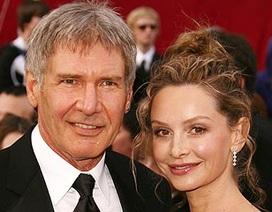 Harrison Ford cầu hôn Calista Flockhart