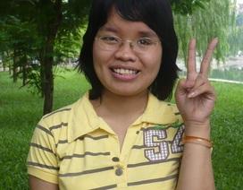 Tia hy vọng sống của Lê Minh Nguyệt