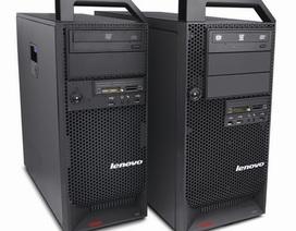 Lenovo ra mắt hai dòng máy trạm mới