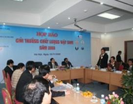 117 doanh nghiệp nhận giải thưởng chất lượng Việt Nam