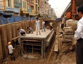 Hà Nội: 7 dự án trọng điểm đều chậm tiến độ