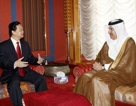 Việt Nam, Qatar sẽ triển khai quỹ đầu tư 1 tỷ USD