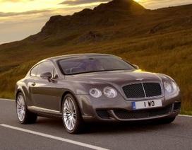 Bentley cũng phải tạm dừng sản xuất