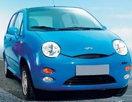 Mẫu xe nhỏ bán chạy nhất Trung Quốc có mặt tại Việt Nam