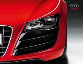 Cận cảnh Audi R8 phiên bản V10 FSI