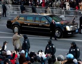 Tản mạn về limousine của tổng thống Mỹ
