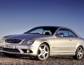 Mercedes ngừng sản xuất dòng CLK Coupe