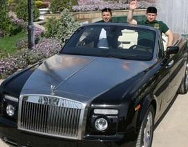 Ngắm xe sang ở Chechnya