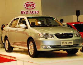 Trung Quốc hỗ trợ người dân mua xe hybrid