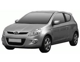 Hé lộ về Hyundai i20 bản hatchback 3 cửa