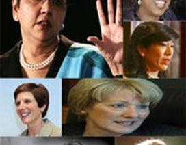 10 nữ doanh nhân quyền lực nhất năm 2007