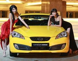 Hyundai ra mắt phiên bản Genesis Coupe
