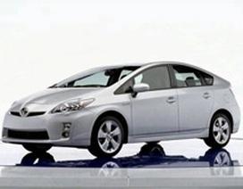 Hình ảnh đầu tiên của Toyota Prius thế hệ mới