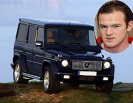 Wayne Rooney bán xe Mercedes G55 AMG