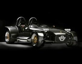 Caterham RS Levante - Siêu xe cực hiếm