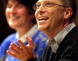 Sinh viên háo hức chờ đón Bill Gates