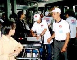 Xuất khẩu lao động: Công khai chi phí để… chống trốn!