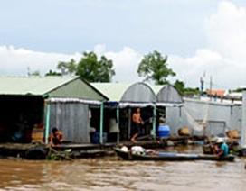 Sông Mê Kông nằm trong 10 dòng sông khô hạn nhanh nhất thế giới