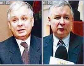 Cặp sinh đôi trở thành Tổng thống và Thủ tướng?