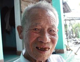Hà Tĩnh: Cụ già gần 100 tuổi lại mọc răng