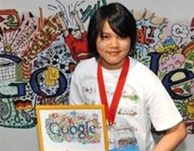 Nữ sinh Việt 17 tuổi chinh phục Google