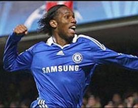 Drogba nổ súng, Chelsea giành ưu thế trước Juve